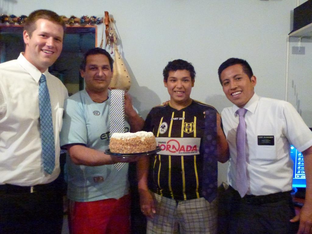 Hermano Lezan and Gonzalo's Birthday