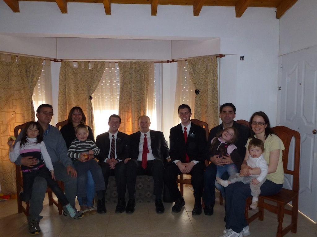 Flia Ponce and the Flia Bogado